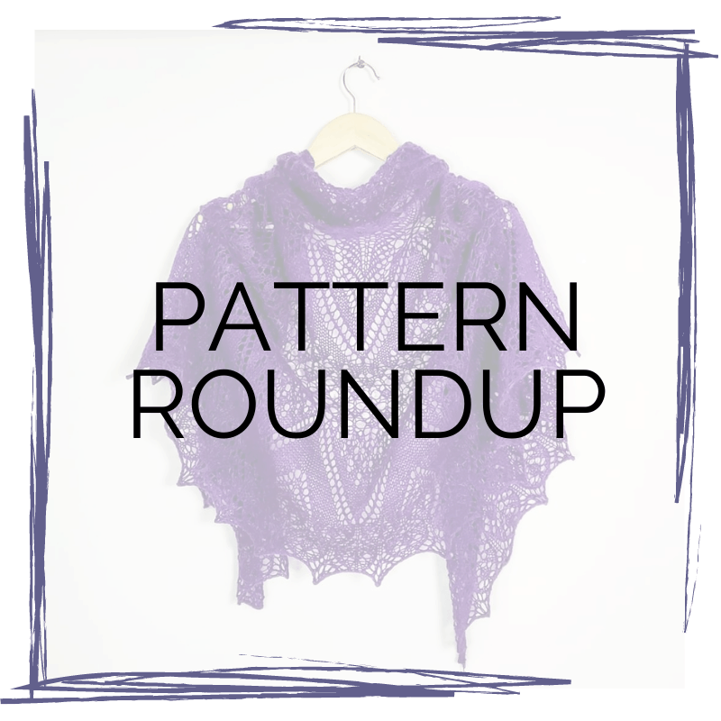 Pattern Roundup: Through the Witch's Garden