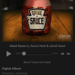 Gasol Sauce   @Bandcamp