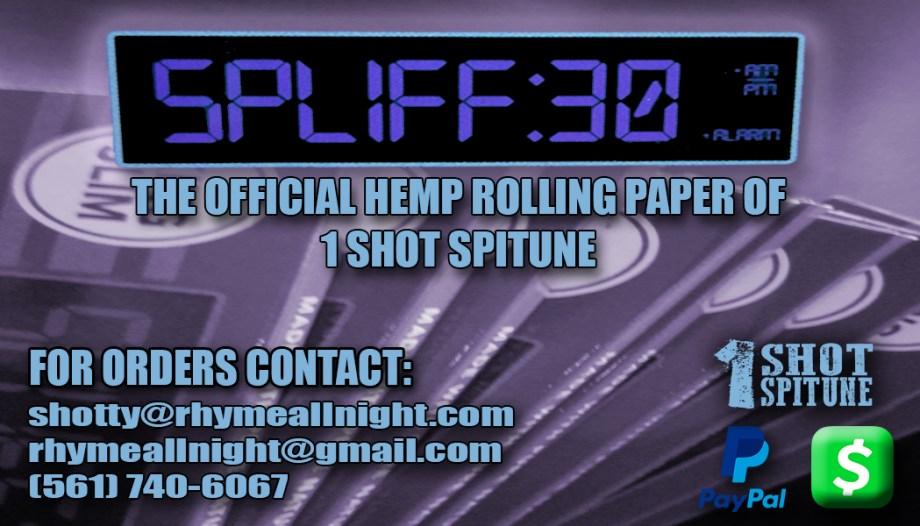 spliff30 business card