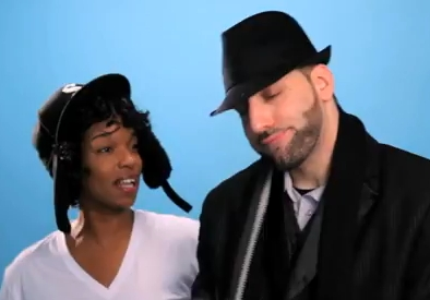"Psalm One & R.A. the Rugged Man ""Open Relationship"" Official Music Video"