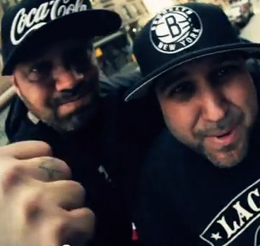 "La Coka Nostra ""Mind Your Business"" VIDEO"
