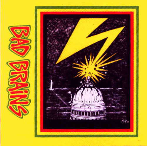 "Bad Brains ""Attitude"" VIDEO"