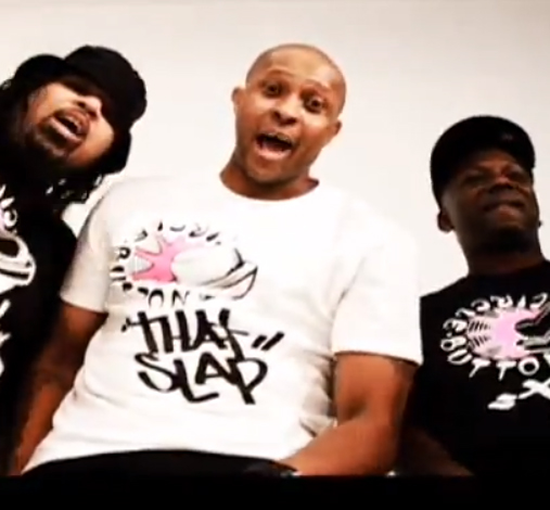 "Black Silver, Ras Kass & Rakaa Iriscience ""That Slap"" VIDEO"