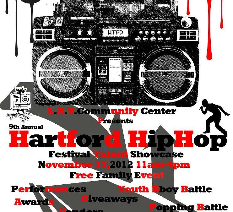 9th Annual Hartford Hip Hop Festival | SATURDAY 11.17.12