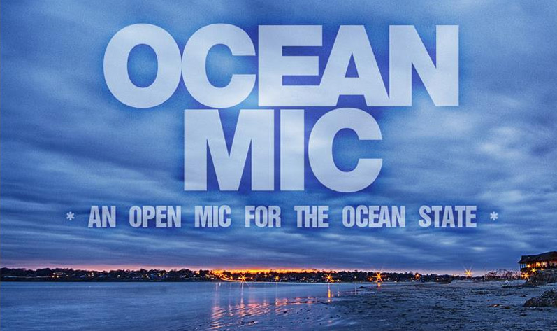 Ocean Mic: An Open Mic for the Ocean State