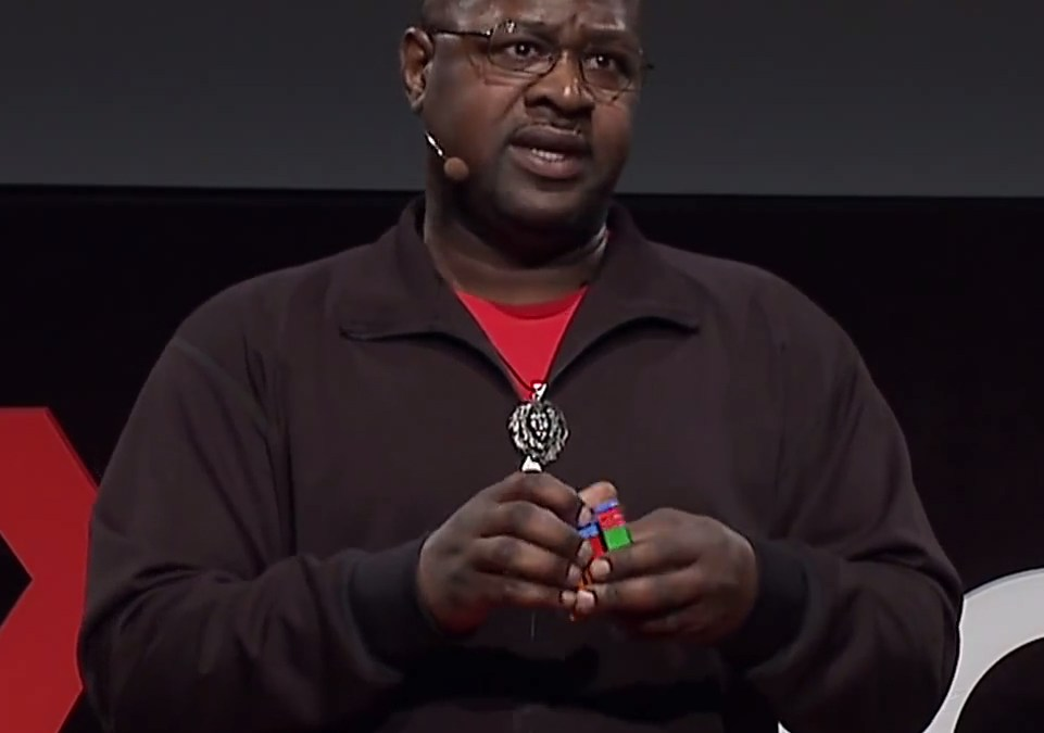 "Marlon Carey at TEDxBoston ""About Time"" VIDEO"