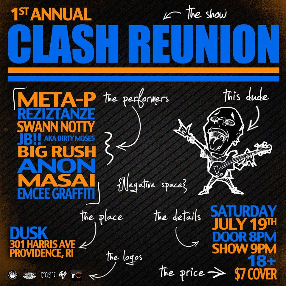 1st Annual Clash Reunion