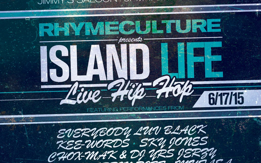 Island Life | Wednesday 6.17.15 @ Jimmy's Saloon