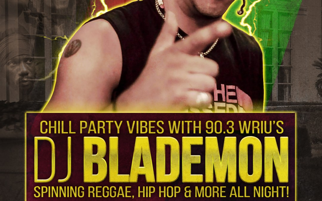 NYE 2016 w/ DJ Blademon @ Jimmy's Saloon