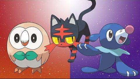 pokemon starters