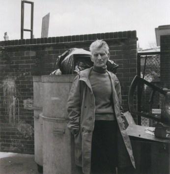Samuel Beckett in London, 1979. Photograph: Paul Joyce