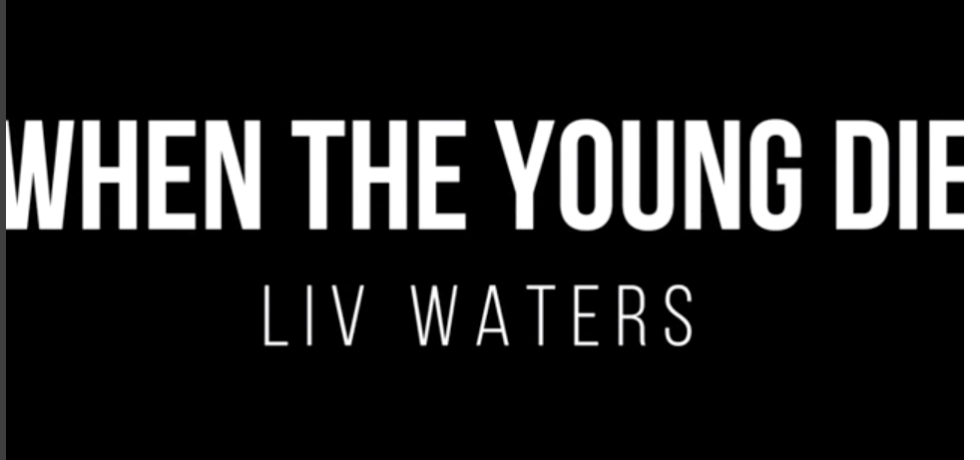 Liv Waters' new single was released earlier this month.
