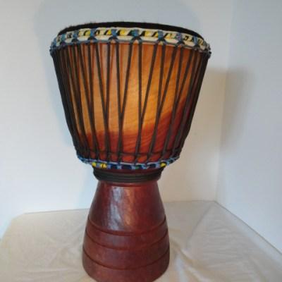 Burkina Faso African Drum