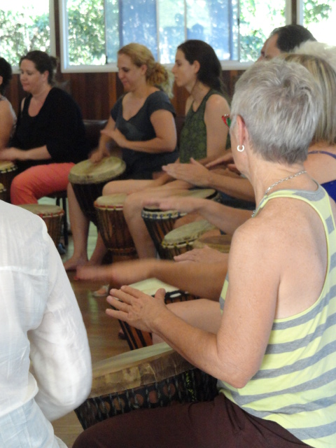 African Drumming in Noosa