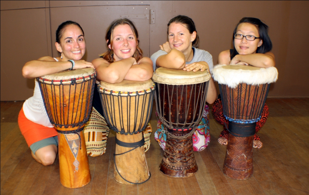 Whats On African Drumming Classes May 27th