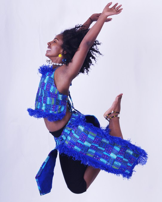 LEARN AFRICAN DANCING WITH THE INCREDIBLE YENENESH NIGUSSE ON THE SUNSHINE COAST