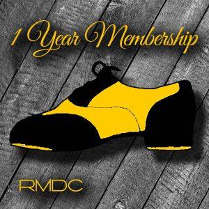RMDC 1 Year Membership Subscription