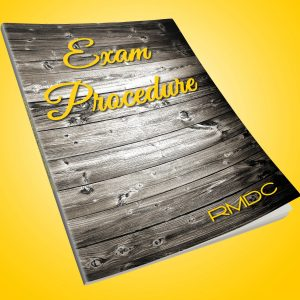 RMDC Exam Procedure Booklet