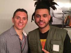 mickey fuentez and weeknd