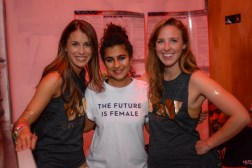 V2V, Dance for Choice, DJ Ayes Cold, Kiran Gandhi, Tropicalia, Friday, September 25, 2015, photo by Ben Droz.