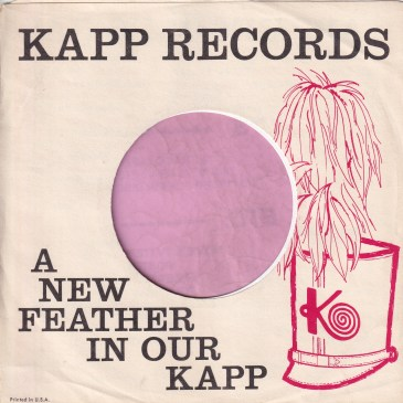 Have updated 20 new record company sleeves to the website this afternoon . A good mix of sleeves from labels such as Kapp , Musicor , Dot and Monument