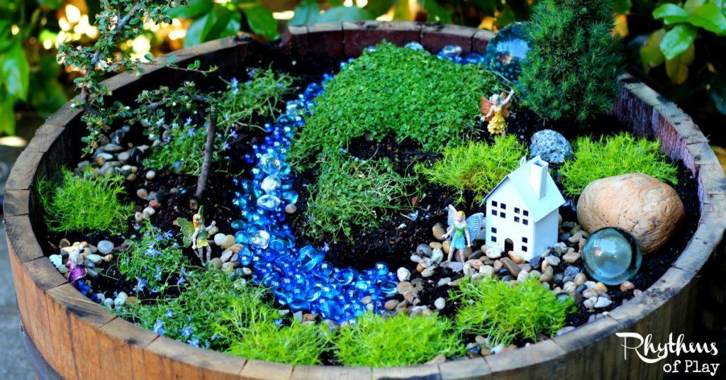 Make Your Own Raised Garden