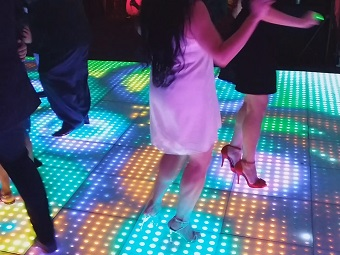 Wedding Dance Floor DJ