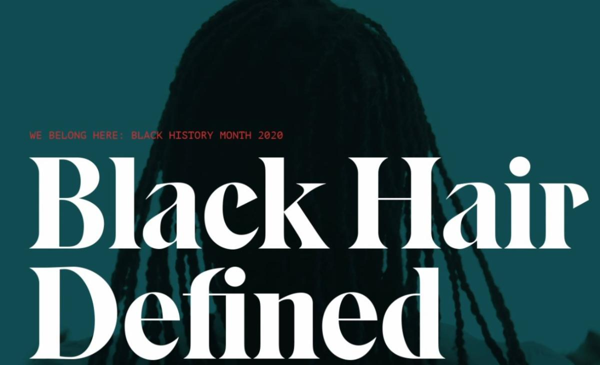 Black Hair Defined