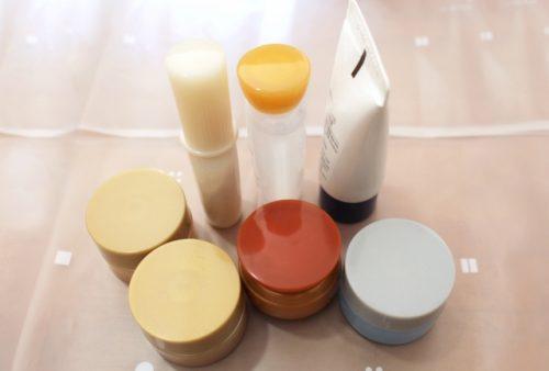 化粧品サンプル