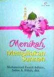 Menikah memuliakan Sunnah