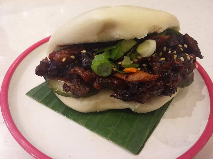 Hoisin Duck Bao