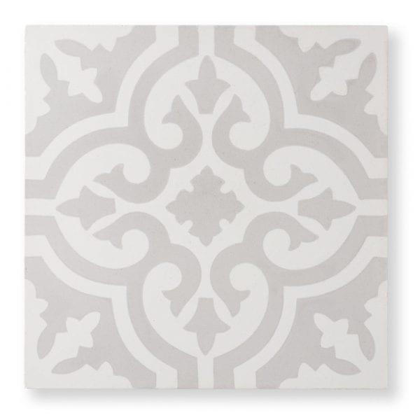 gray cement tile riad tile