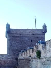 La forteresse du port d'Essaouira
