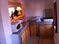 Appartement Cannelle Cuisine