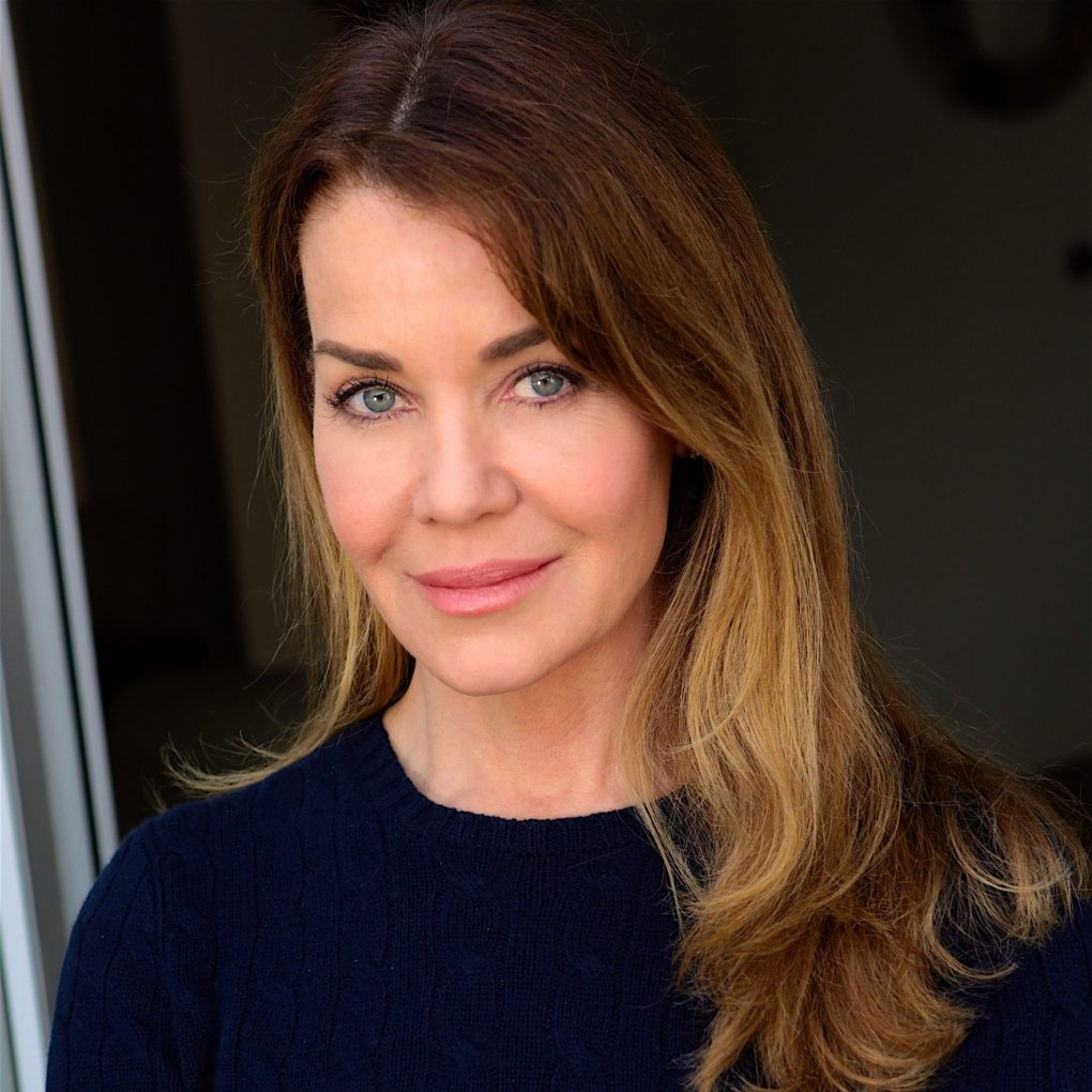 Actress and Sinclair Method advocate Claudia Christian