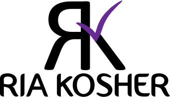 Ria Kosher new logo