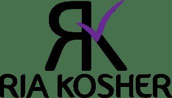 Ria Kosher new logo