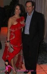Abigail Pollak in Valentino