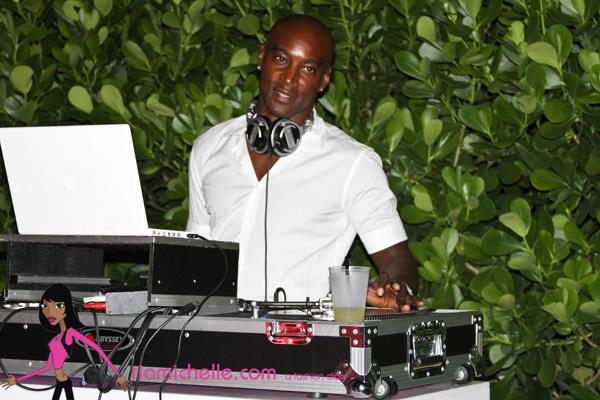 DJ Frank Delour