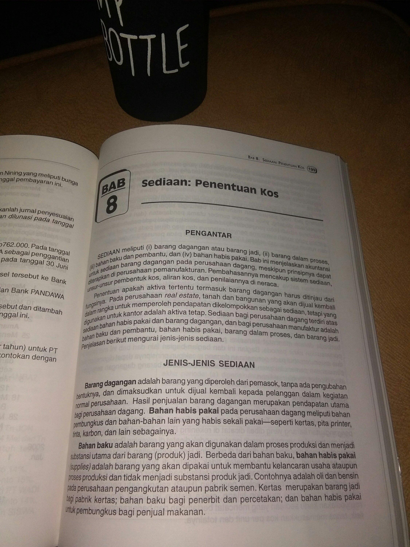 Materi Persediaan Definisi Akuntansi Keuangan 1 Aku Ria