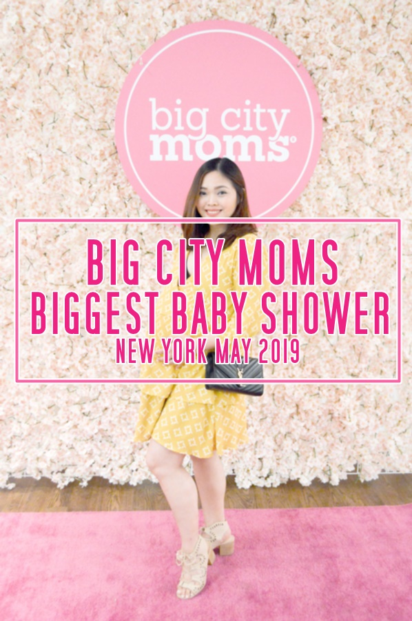 Big City Mom's Biggest Baby Shower New York May 2019