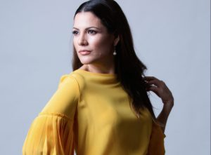 Actress and Speaker Rianne Rivadeneira