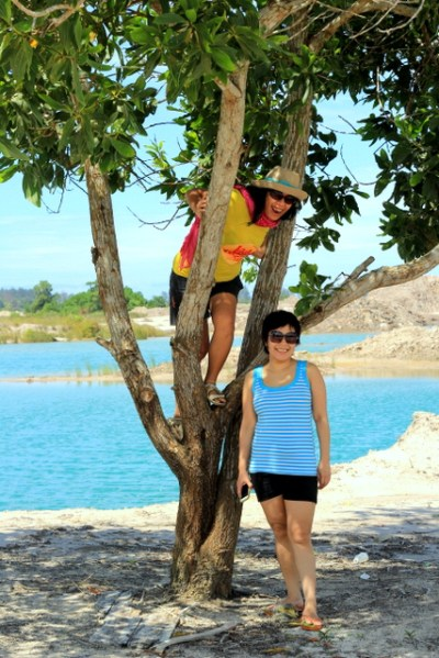 Trip to Belitung Island 2013 – travel miles from one place ...