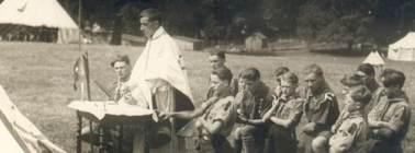 1928 P Jacques de Jésus messe