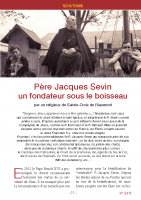 Tu Es Petrus XXVI – 02 – P Jacques Sevin