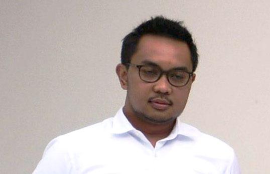 Stafsus milenial Jokowi, Andi Taufan