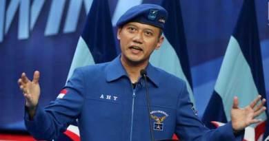 Agus Harimurti Yudhoyono (AHY).