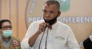 Kepala Dinas Pendidikan Riau Zul Ikram.
