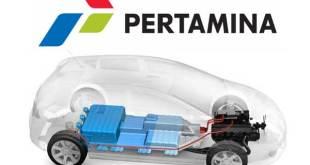baterai mobil listrik pertamina