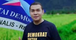 Politikus partai demokrat Ossy Darmawan